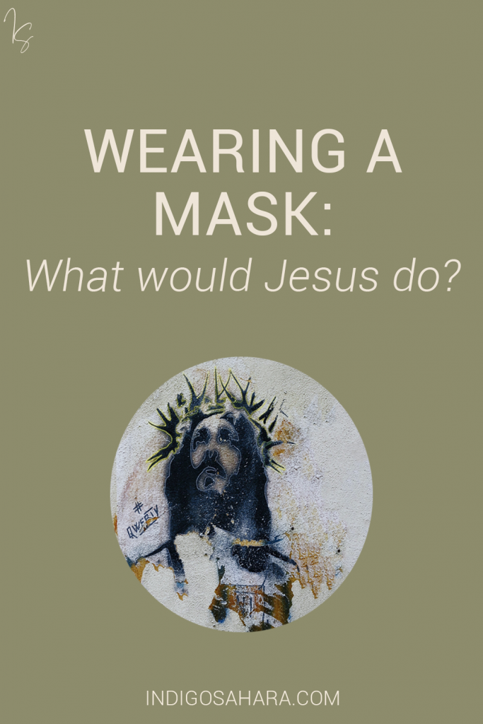 What Does The Bible Say About Face Covering?