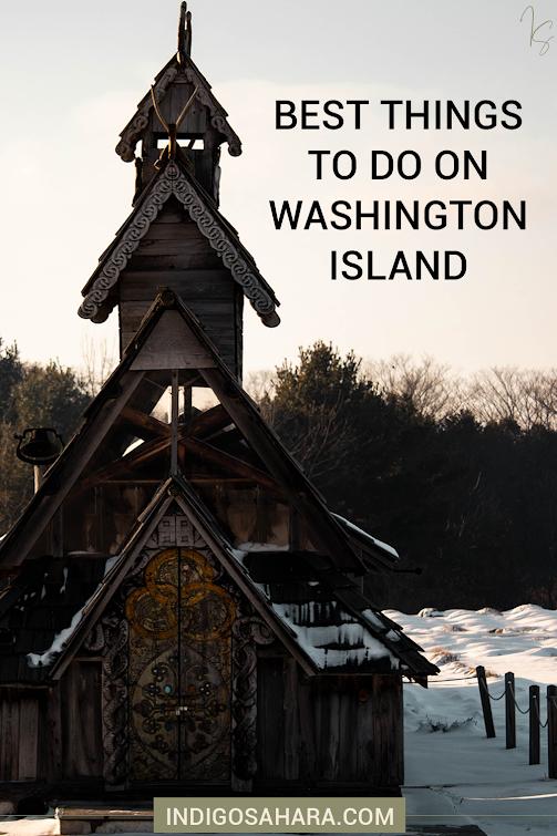 Things To Do On Washington Island, Wisconsin