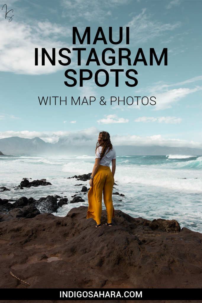 27 Best Maui Instagram Spots For Taking Photos