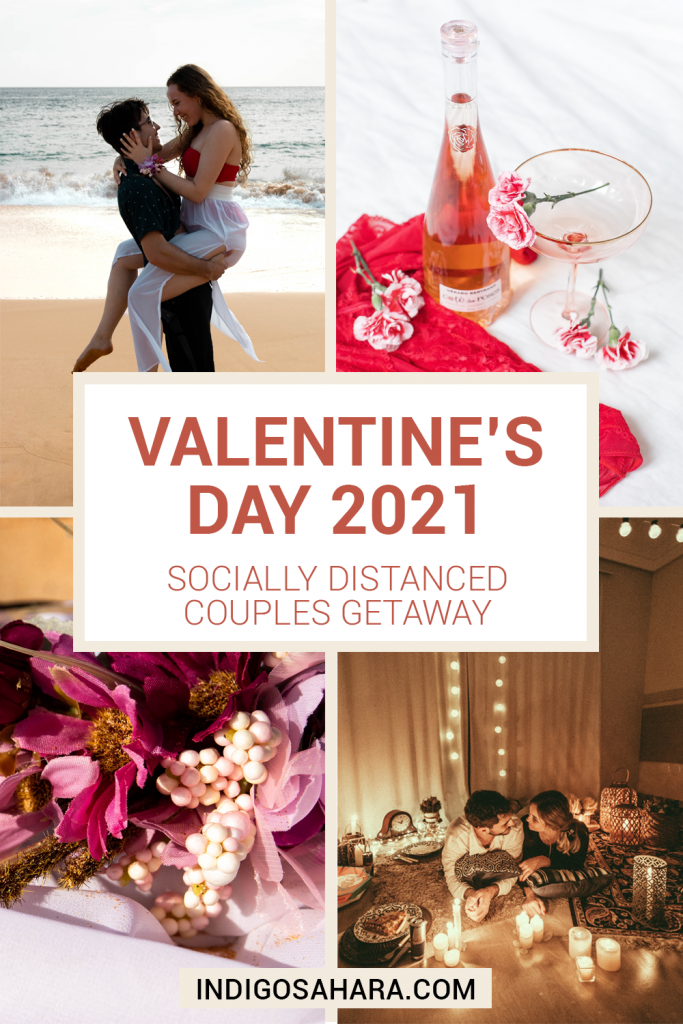 Valentine's Day 2021 COVID-Safe Ideas | Indigo Sahara
