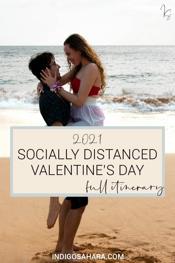 Full Itinerary For A Socially Distanced, COVID-Safe Valentine's Day Getaway In 2021