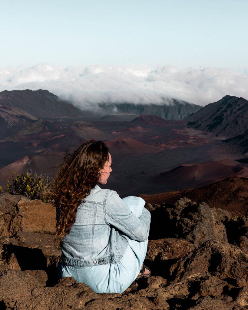 Haleakala Crater (Maui dormant volcano), Haleakala National Park