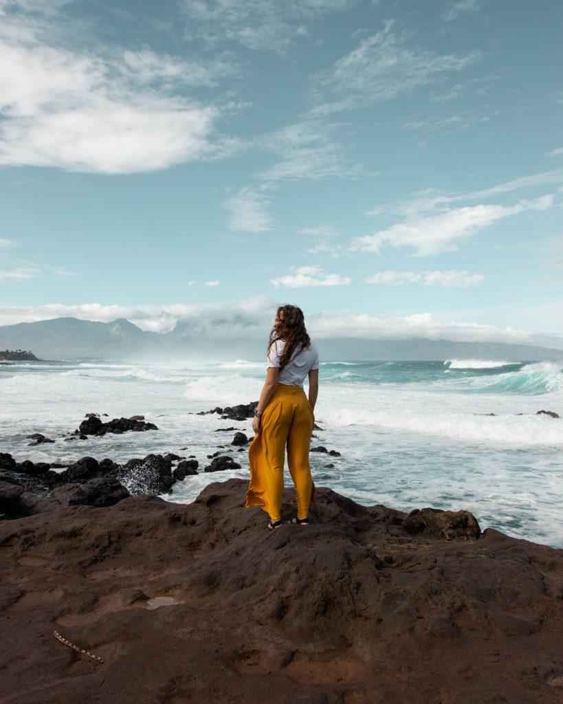 Ho'okipa Lookout on the Road to Hana (Maui Instagram spots)