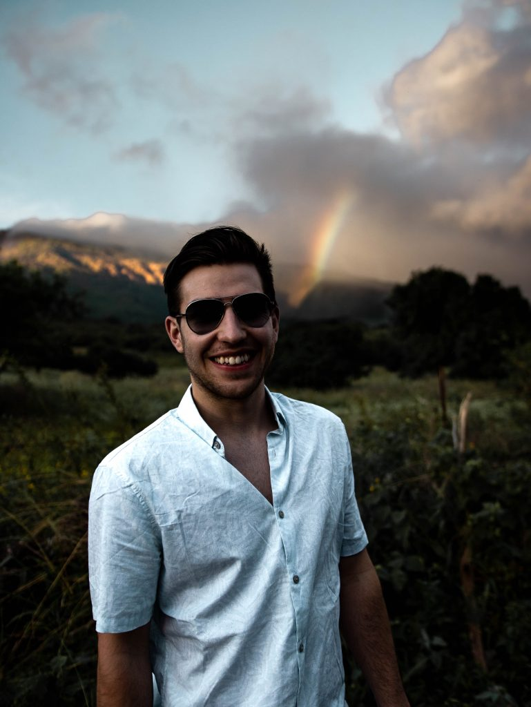 Rainbow on the Road to Hana in Maui, HI (Maui Instagram spots)