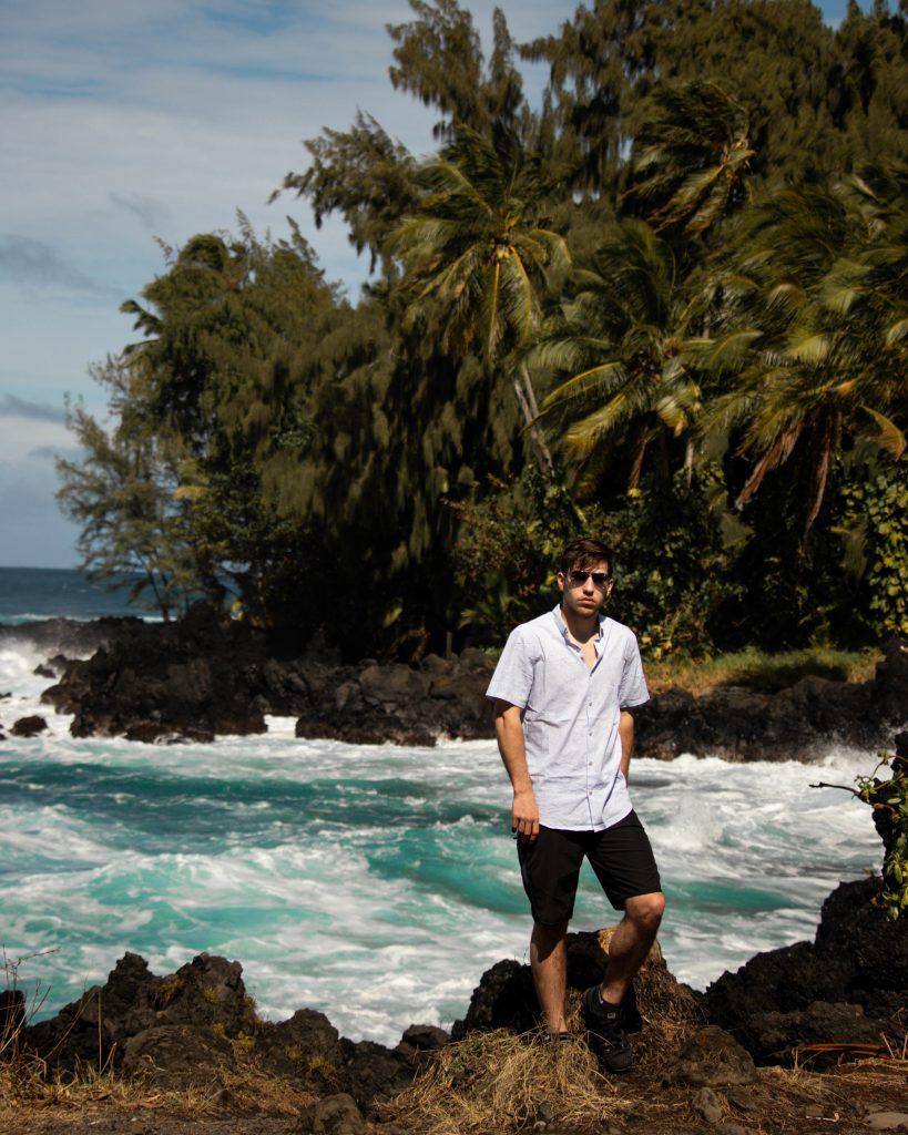 Nahiku Landing, Maui, Hawaii (Maui Instagram spots)