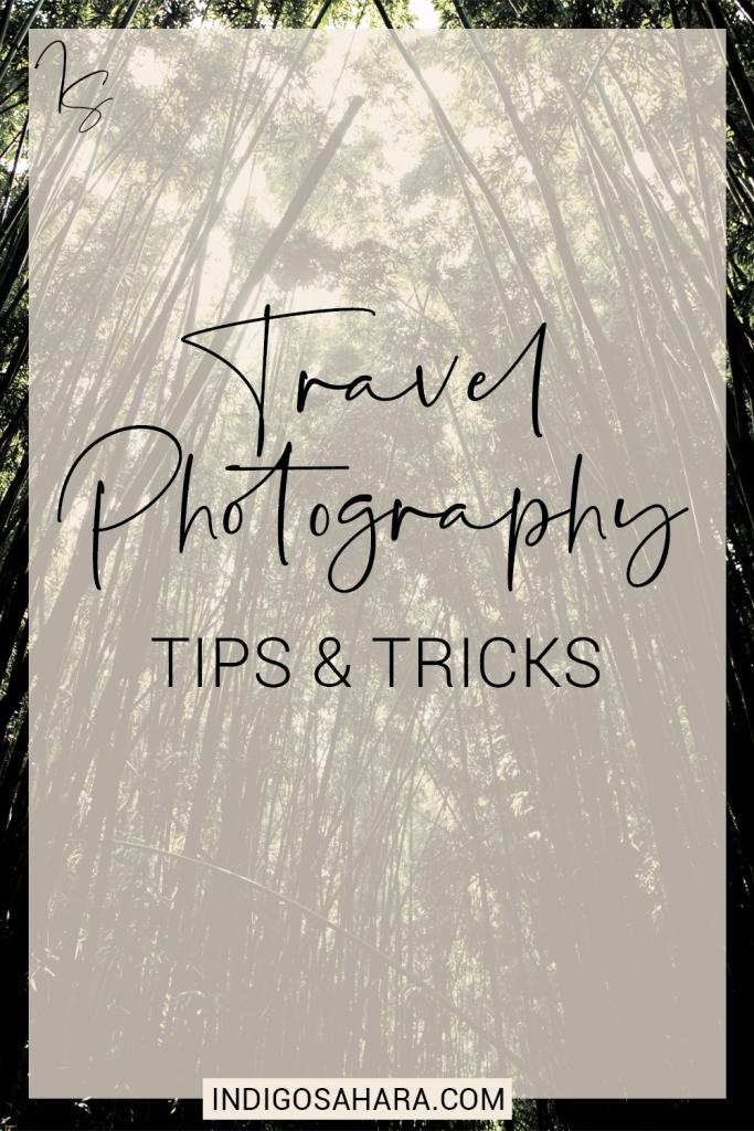 Tips for taking better travel photos