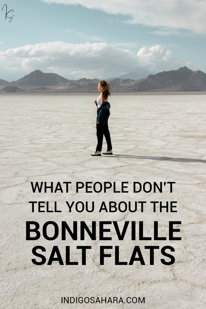 What people don't tell you about the Bonneville Salt Flats