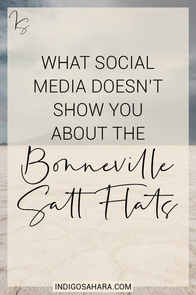 Are the Bonneville Salt Flats in Utah worth it?