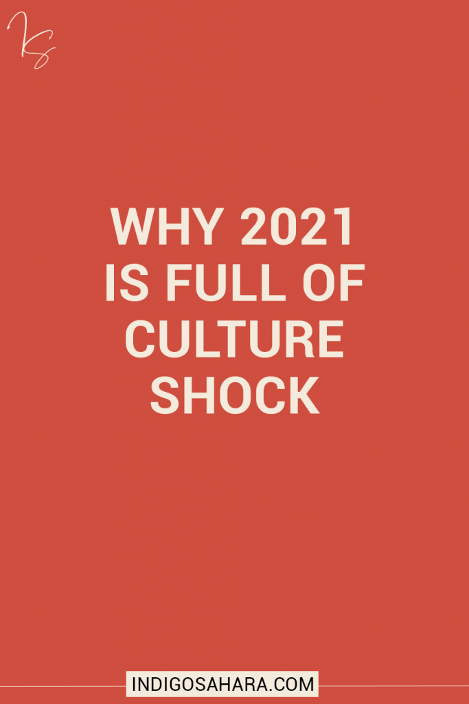 Culture Shock During COVID-19