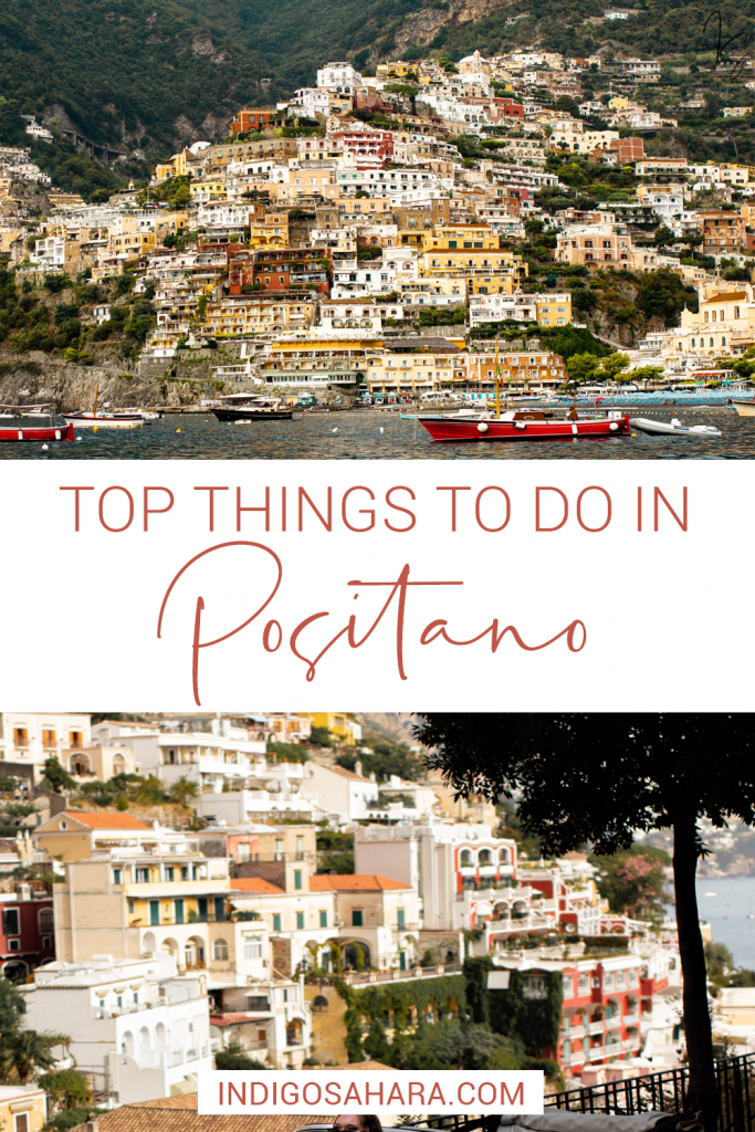 10+ Best Things To Do In Positano On The Amalfi Coast