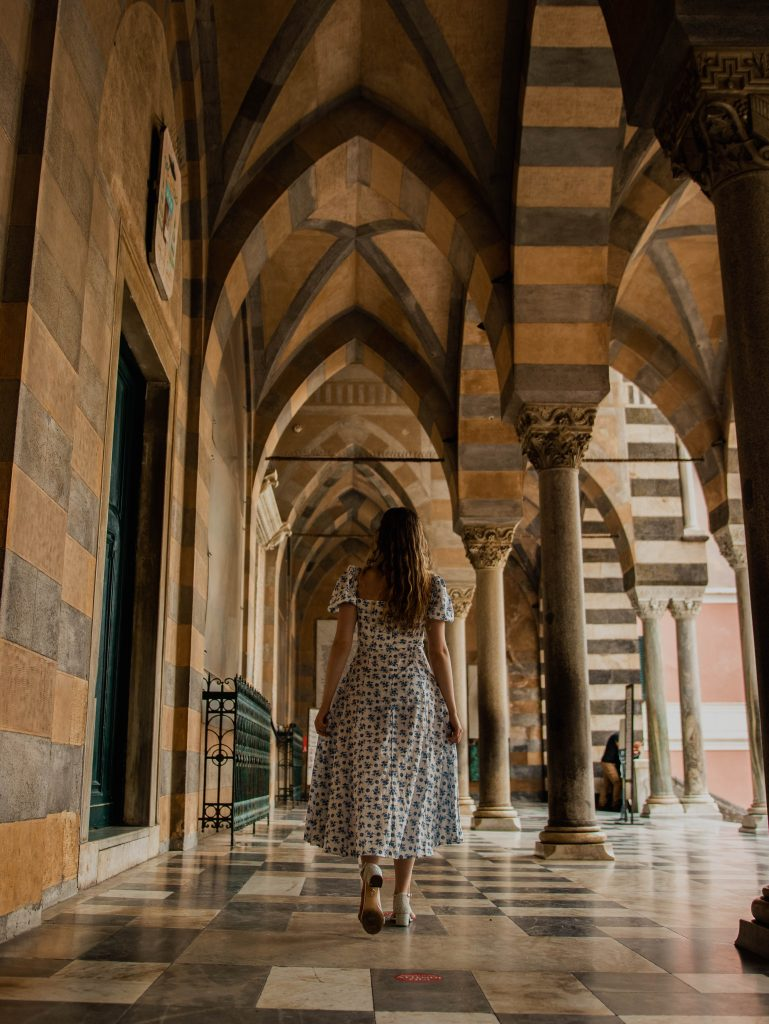 Duomo di Amalfi in Amalfi, Italy   Positano in 5 days itinerary