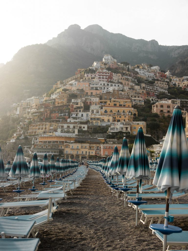 Spiaggia Grande in Positano, Amalfi Coast, Italy   5 Days In Positano Itinerary